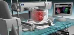 Progetto Wasp : Stampa in 3D di organi per i trapianti