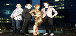 X Factor 7 2013 Streaming e Diretta Sky | Quarto Live con Tiziano Ferro e Luca Carboni