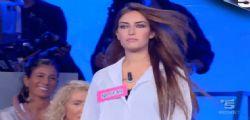 Uomini e Donne : Video Esterna di Nilufar e Gianluca – 6 febbraio