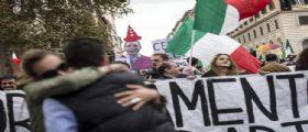 Marcia dei Romani sulle note dell