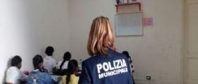 Napoli : Scoperta una scuola illegale frequentata da bambini dello Sri Lanka