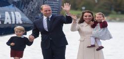 La Duchessa Kate Middleton e il Principe William contro la tradizione reale!
