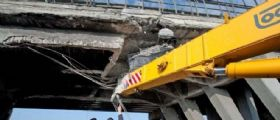Verona, camion sfonda il guardrail e cade dal cavalcavia : Un morto