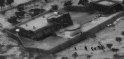 Il Pentagono divulga le immagini del raid sul leader dell