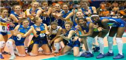 Mondiali pallavolo : finale Italia-Serbia in diretta tv streaming Rai | Video e highlights