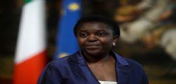 Minaccia Kyenge su Facebook : denunciato 61enne