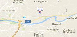 Terremoto Oggi Toscana : scossa di magnitudo 2.2 a Bagno a Ripoli