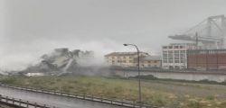 Genova : crolla ponte Morandi su autostrada A10