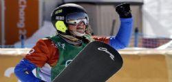 PyeongChang 2018/ 2° oro per Italia : Michela Moioli vince snowboardcross
