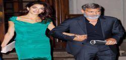 George Clooney e Amal vivono in case diverse... forse si sono separati