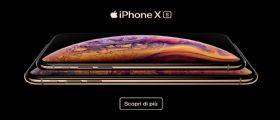 [Infografica] : Ecco come acquistare iPhone XS e XS Max con gli abbonamenti di TRE, Vodafone e TIM