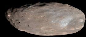 La JAXA annuncia una missione su Phobos