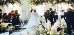 Georgette Polizzi si è sposata! Le foto delle nozze