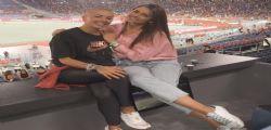 Claudia Nainggolan sorride contro il cancro allo stadio Olimpico