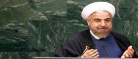 Iran / Presidente Hassan Rohani: L
