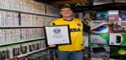 Michael Thommason : La collezione più grande di videogame è in Vendita!