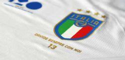 Italia : maglia in memoria di Davide Astori contro Argentina e Inghilterra