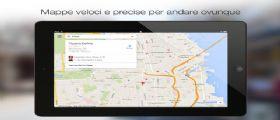 Google Maps iOS Versione 2.0 con il supporto per iPad