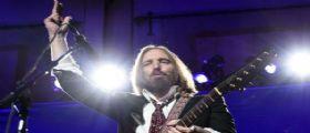 Tom Petty : Il famoso musicista 66enne è morto per overdose di antidolorifici