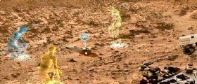 Realtà aumentata: un Marte olografico per gli scienziati della missione Curiosity