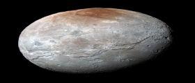 New Horizons : tutti i colori di Caronte