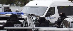 Parigi : Due gli artificieri arrestati a Bruxelles