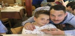 Il piccolo Tommaso era senza cinture : il papà indagato per omicidio stradale