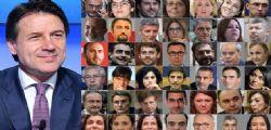 Giuseppe Conte ai sottosegretari : cuore e impegno