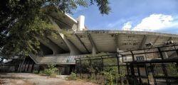 Roma : Cadavere nello stadio Flaminio