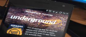 Risparmiare 50 euro di app e giochi scaricando gratis (legalmente) da Amazon Underground