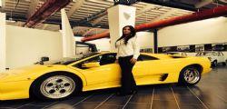 Elettra Miura Lamborghini : l
