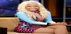 Nicki Minaj hot sotto la doccia su Instagram