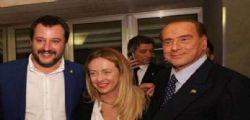 Elezioni 2018 - Silvio Berlusconi : Pd al 21%, M5s al 27%, centrodestra al 39/40%