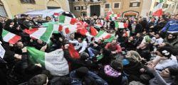 Manifestazione Forconi : Sit in permanente a Roma
