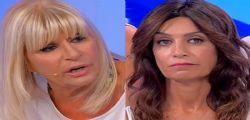 Scroccona, prendi lo stipendio senza lavorare! Gemma Galgani contro contro Barbara De Santi
