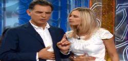 Che passione, a La vita in diretta bacio tra Tiberio Timperi e Francesca Fialdini