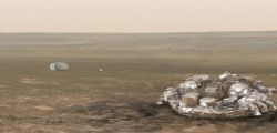 ExoMars : La sonda  Schiaparelli è precipitata su Marte