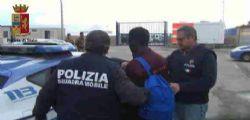 Bari - Catania - Salerno - Migranti : arrestati trafficanti