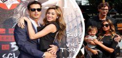 Sempre la stessa magia! Fabrizio Corona ama ancora Belen Rodriguez