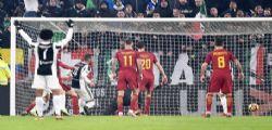 Serie A : Juventus Roma 1 0 - Milan Atalanta 0 2
