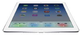 iPad Air : Autonomia di ben 24 ore con Hotspot LTE