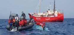 Migranti, Matteo Salvini : Porti italiani chiusi