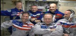 Nuovi astronauti sulla Stazione Spaziale