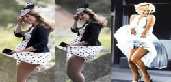 Kate Middleton hot in Australia senza slip!