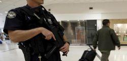 Florida : Arrestato uomo armato ex Marine scalo Orlando