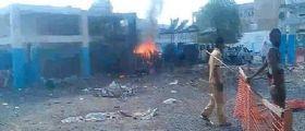 Yemen  : Bombe sull