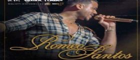 ROMEO SANTOS A NAPOLI PER UN CONCERTO STREPITOSO.
