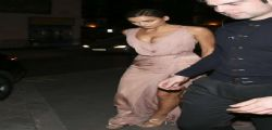 Irina Shayk hot con uno scollo vertiginoso per Bradley Cooper