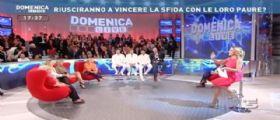 UN REALITY SHOW CONTRO LE PAURE A DOMENICA LIVE!