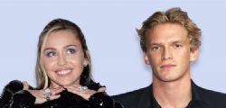 Nuovo amore per Miley Cyrus? Avvistata insieme al cantante Cody Simpson